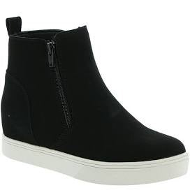 Hunt Black Suede Boot by Corkys