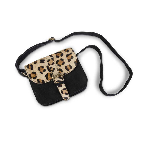 Leopard Cross Body by K&K