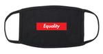 EQUALITY FACE MASK