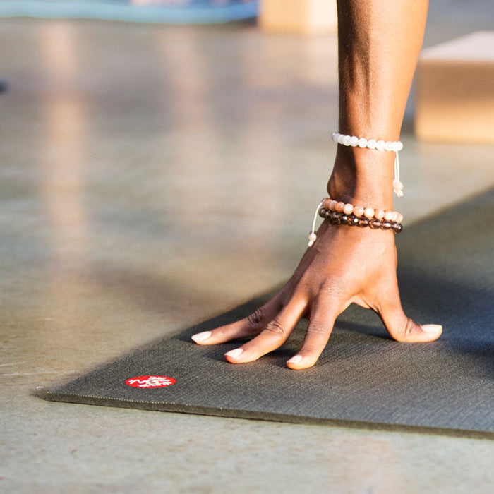 How to break in your Manduka PRO mat like a pro