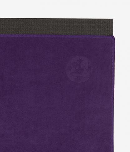 Prosop yoga Equa hand yoga towel magic (Purple) - Azuroo Activewear