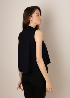 Maiou Yoga & Brunch - Navy - Azuroo Activewear