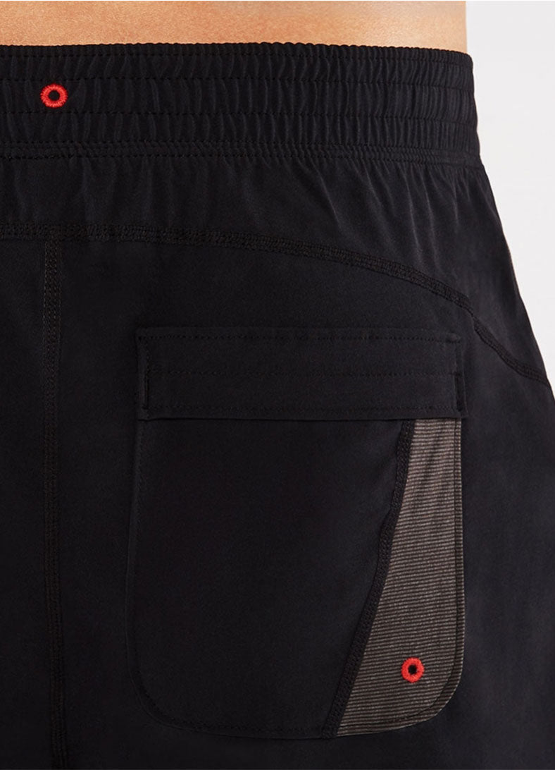 Pantalon Scurti Dyad 2.0 - Black - Azuroo Activewear