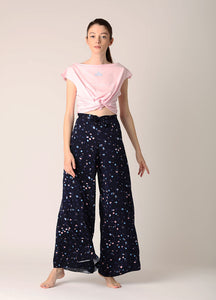 Pantaloni SummerWell - Dotted Blue - Azuroo Activewear