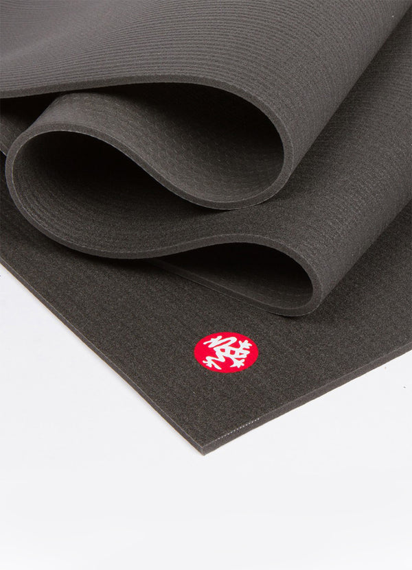 Saltea de Yoga PRO 6mm - Black - Azuroo Activewear