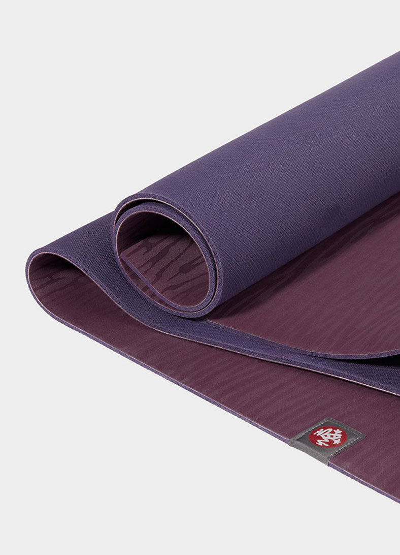 Saltea de Yoga Eko® Lite 4mm – Acai Midnight - Azuroo Activewear