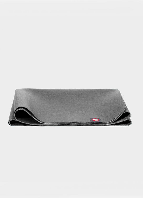 Saltea de Yoga EKO Travel Superlite - Charcoal - Azuroo Activewear