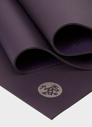 Saltea pentru Hot Yoga GRP Lite 4mm - Magic (purple) - Azuroo Activewear