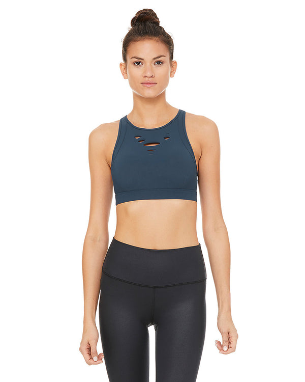 Bustiera Ripped Warrior - Eclipse - Azuroo Activewear