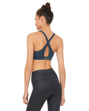 Ripped Warrior Bra - Eclipse - Azuroo Activewear