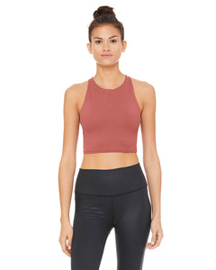 Movement Bra - Rosewood - Azuroo Activewear