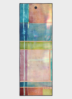 Prosop de Yoga Yogitoes Towel (Stained Glass) - Azuroo Activewear