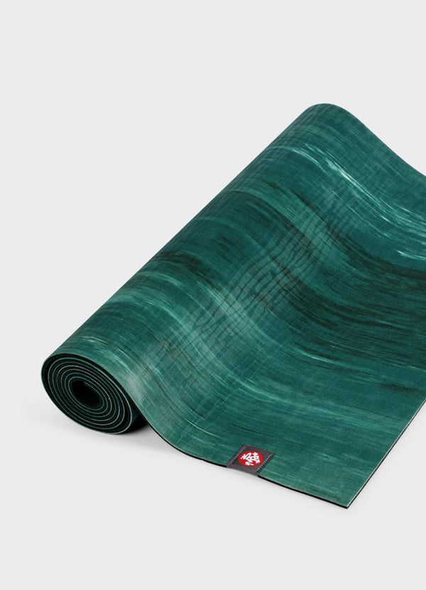 Saltea de Yoga EKOlite 4mm – Deep Forest Marbled - Azuroo Activewear