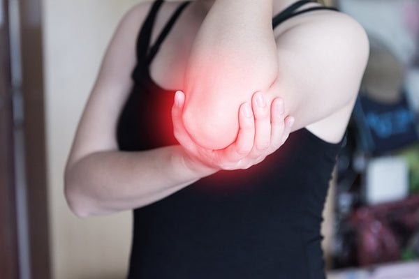 Rheumatic pain in the joint