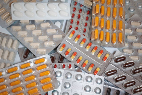 Strong tablets against migraine
