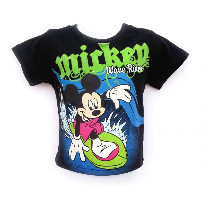 Disney Mickey Wave Rider T-shirt - Leeval Shop Direct