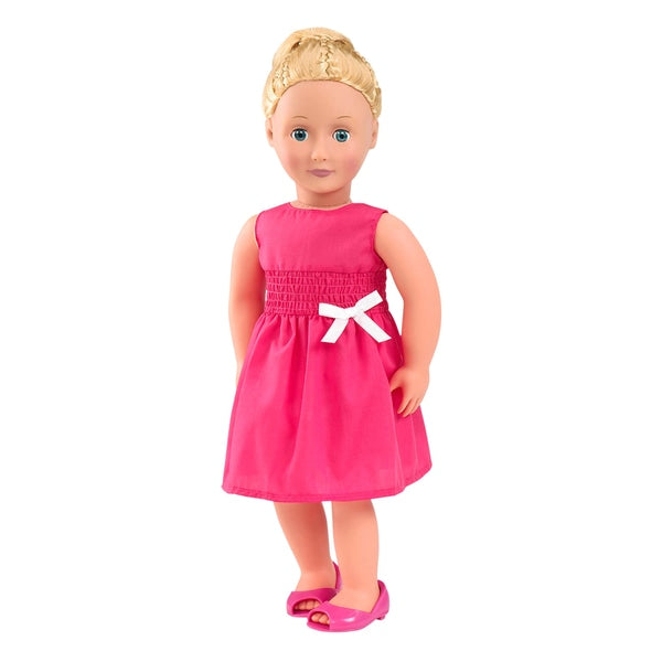 Our Generation Lily Anna Deluxe Doll - Leeval Shop Direct