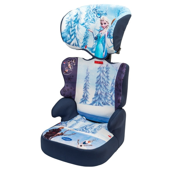 Nania Befix Disney Frozen Group 2-3 Car Seat - Leeval Shop Direct