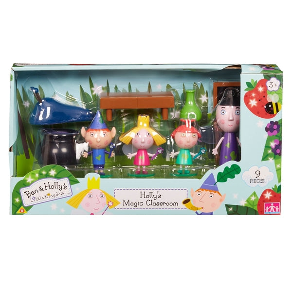Ben & Holly's Magic Class Set - Leeval Shop Direct