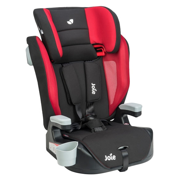 Joie Elevate Group 1-2-3 Car Seat - Cherry - Leeval Shop Direct
