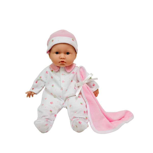 28cm La Baby with Pink Outfit Set - Leeval Shop Direct