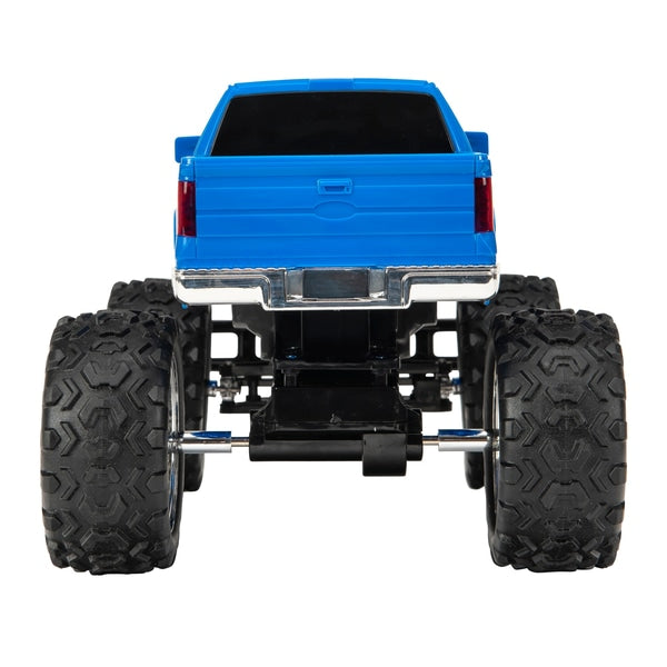 Radio Control 1:14 Ford F 150 Monster Toy Truck - Leeval Shop Direct