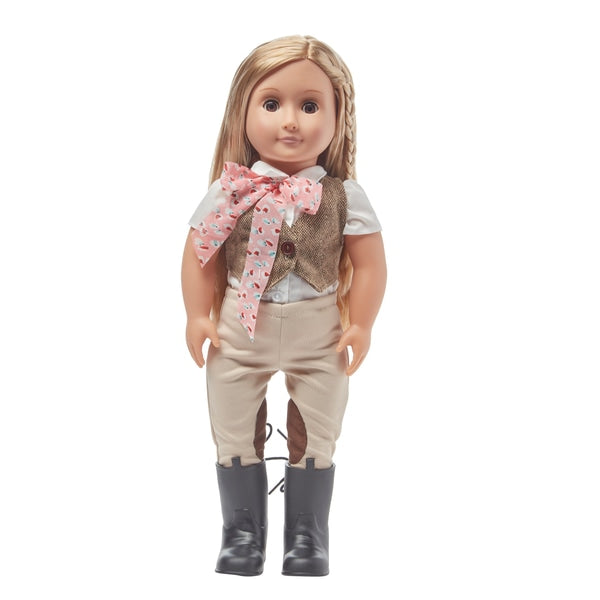 Our Generation Leah Riding Doll - Leeval Shop Direct