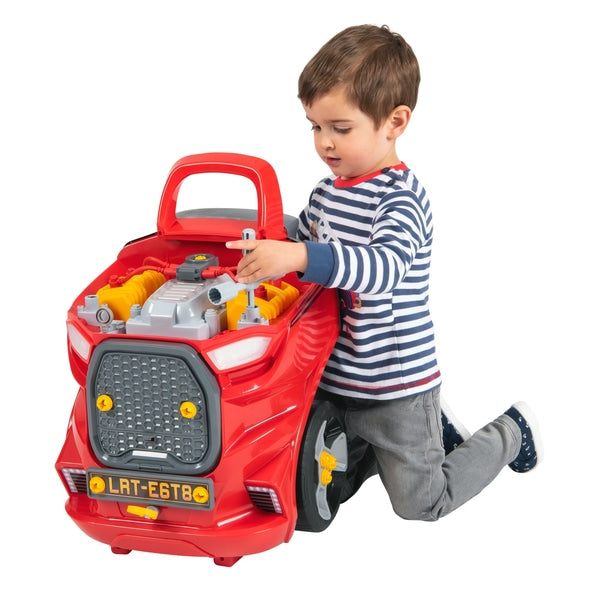 Tuff Tools Master Engine Playset - Leeval Shop Direct