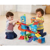 VTech Toot-Toot Drivers Police Tower - Leeval Shop Direct