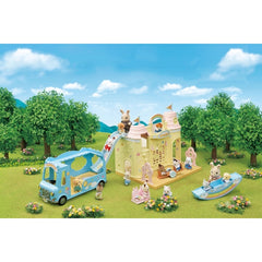 Sylvanian Families Baby Castle Nursery - Leeval Shop Direct