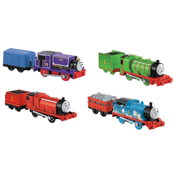 Thomas & Friends TrackMaster Engine 4 Pack - Leeval Shop Direct