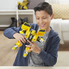 Transformers: Bumblebee - Power Charge Bumblebee - Leeval Shop Direct