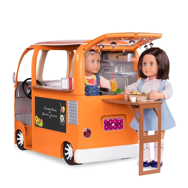 Our Generation Food Truck - Leeval Shop Direct