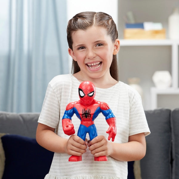 Spider-Man - Mega Mighties Marvel Super Hero Adventures - Leeval Shop Direct