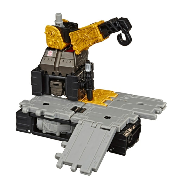 Ironworks Transformers War for Cybertron Earthrise Deluxe Collectible Action Figure - Leeval Shop Direct