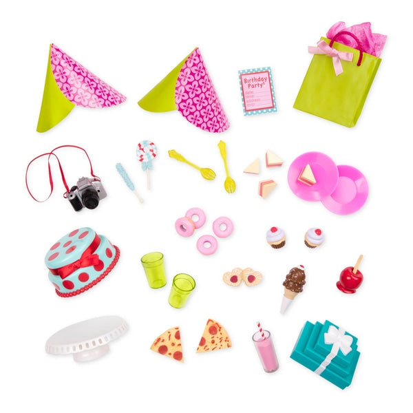 Our Generation R.S.B.Me. Party Planning Set - Leeval Shop Direct