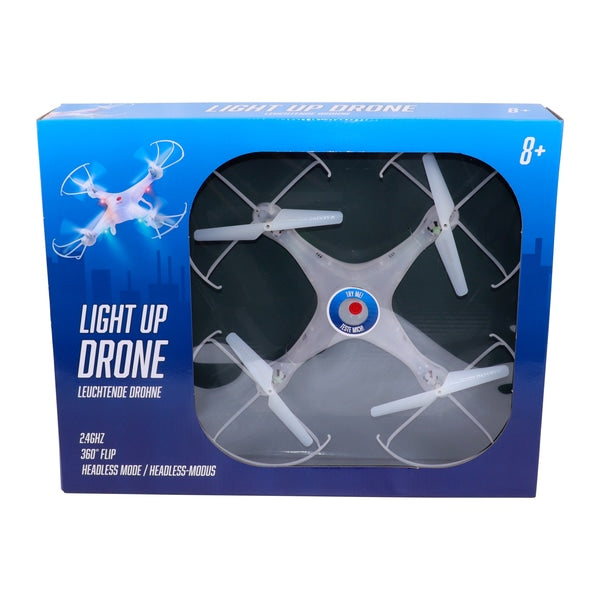 Light Up Stunt Drone - Leeval Shop Direct