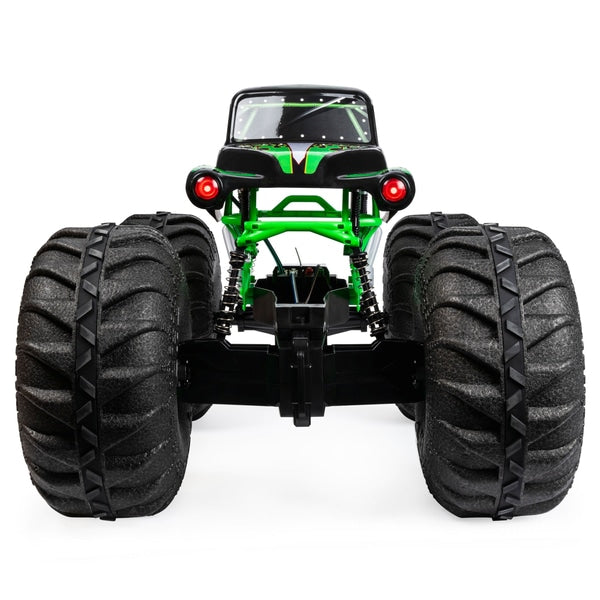 Monster Jam Official 1:6 Radio Control Mega Grave Digger - Leeval Shop Direct