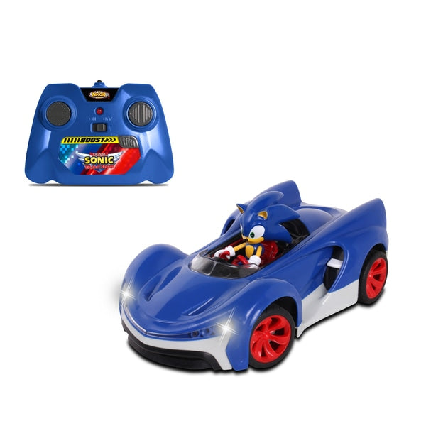 Sonic Radio Control Car - Leeval Shop Direct