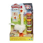 Play-Doh Animal Crew Cluck-a-Dee Chicken - Leeval Shop Direct