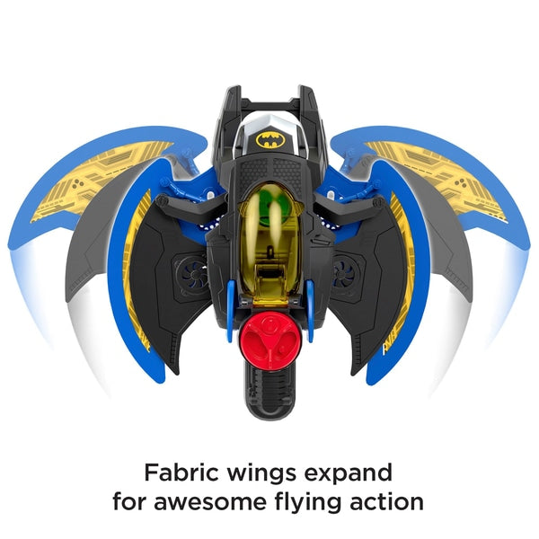 Imaginext DC Super Friends Batwing Batman Toy - Leeval Shop Direct