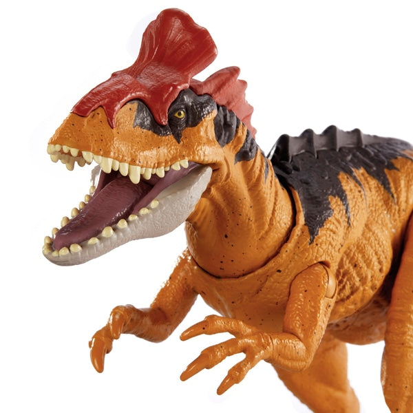 Jurassic World Sound Strike Cryolophosaurus - Leeval Shop Direct