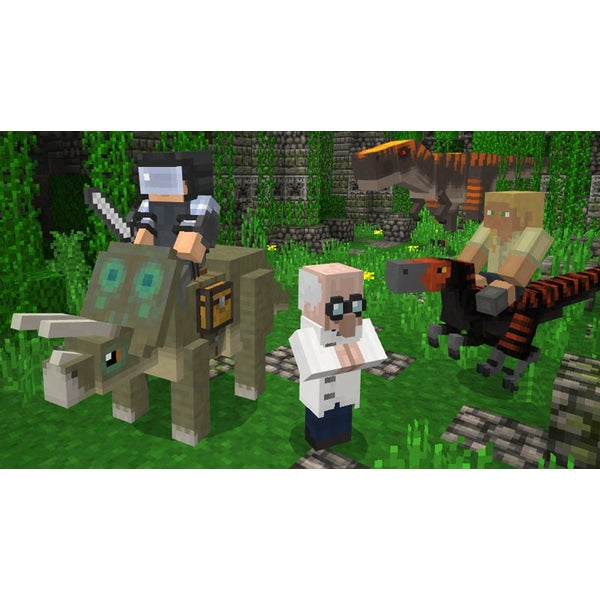 Minecraft Bedrock PS4 - Leeval Shop Direct
