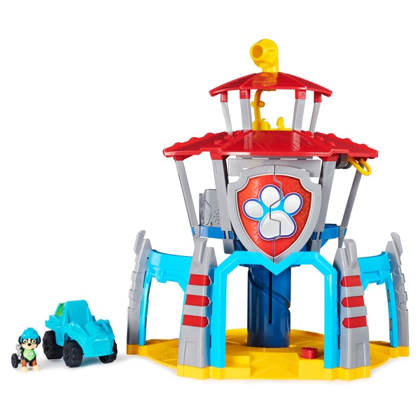 PAW Patrol Dino Rescue HQ Playset - Leeval Shop Direct