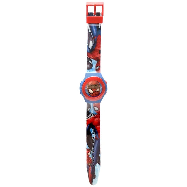 Spider-Man Digital Watch - Leeval Shop Direct