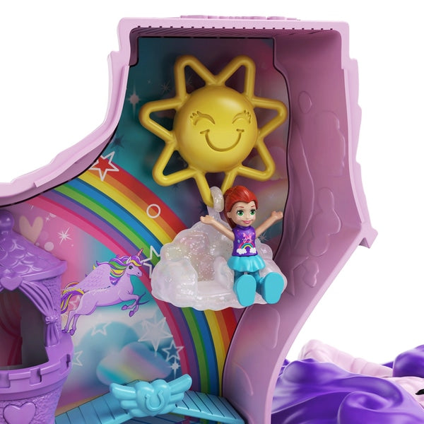 Polly Pocket Unicorn Party Surprise - Leeval Shop Direct