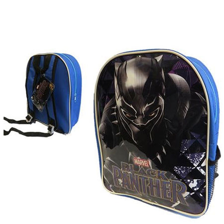 Official Black Panther Glossy Backpack - Leeval Shop Direct