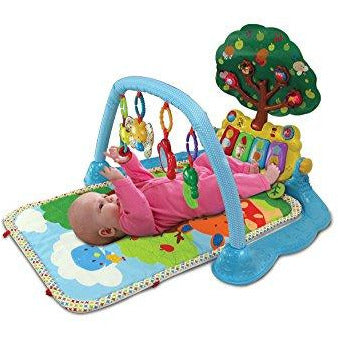 VTech Baby Little Friendlies Glow and Giggle Playmat - Leeval Shop Direct