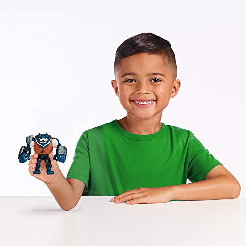 Ben 10 Bashmouth Basic Figure - Leeval Shop Direct