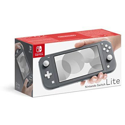 Nintendo Switch Lite - Grey - Leeval Shop Direct
